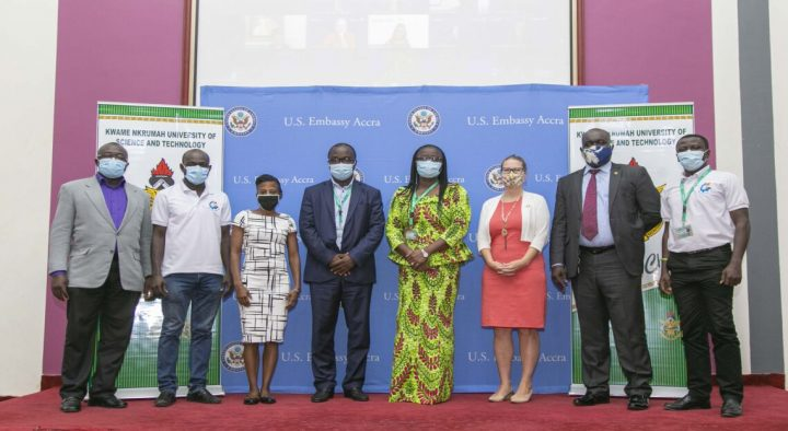 U.S. Launches University Partnerships Initiative with Two Inaugural Projects at KNUST